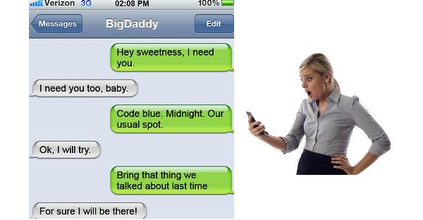 Como Interceptar Mensajes de Texto y iMessages