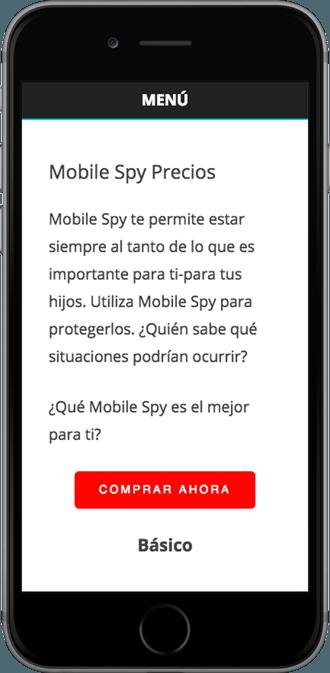 spy mobile que es