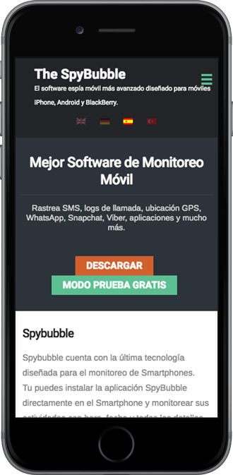 sofware espia para android
