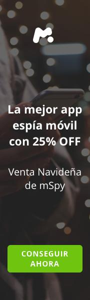 mSpy app espía software con un 25% de descuento