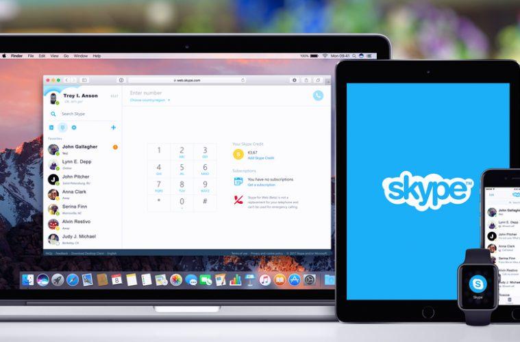 entrar en skype de otra persona