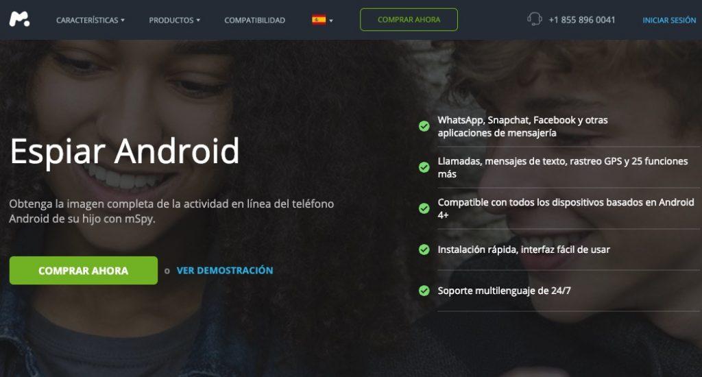 espiar celular android gratis