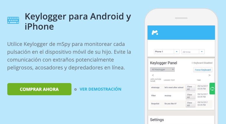 keylogger android